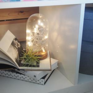 間接照明を置く場所はソファ基準で考えよう