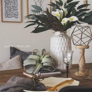 フェイクグリーンの選び方とおしゃれに空間を引き立てる飾り方