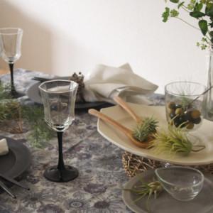 テーブルクロスをユザワヤの生地で簡単手作り
