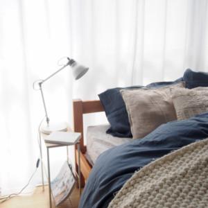 掛け布団カバーで部屋の印象が変わる!